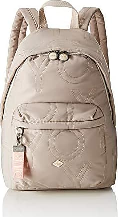 4cbe427040 Oilily Spell Backpack Lvz, Sacs à dos femme, Gris (Grau (Light Grey