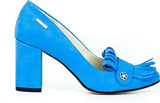 Zapato Womens Leather Pumps Model 043