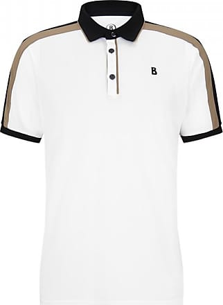Jan 8030 Bio Coton Rayures Polo Shirt homme Organic companieer Rouge//Blanc.