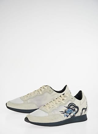 Philippe Model Leather TROPEZ Sneakers with Embroidery size 43