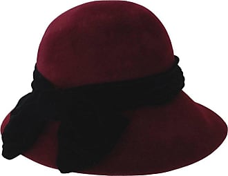 189c6ae5238 Saint Laurent 1960s Yves Saint Laurent Bordeaux Cloche Bow Hat