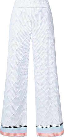 Lemlem Calça pantalona Besu - Azul
