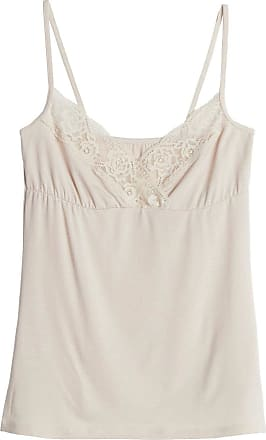 intimissimi Womens Micromodal Lace Top