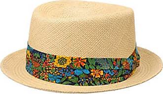 Beige Sonnenhut aus 100/% Panamastroh Strohhut in L 59-60 cm Herrenhut f/ür Fr/ühjahr//Sommer | Traveller handgemacht in Ecuador Lierys Air Panama Hut Herren