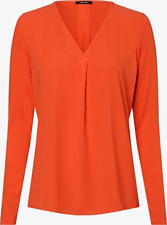 OPUS Damen Blusenshirt - Fasina orange