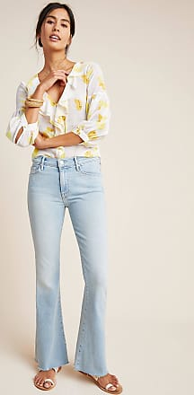 Mother The Weekender Ultra High-Rise Bootcut Jeans