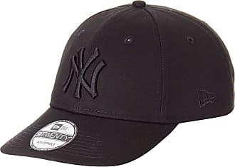 New Era 9Twenty Foldable Black on Black Packable Cap Hat