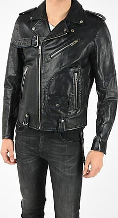 Diesel Leather L-KIO Jacket size Xl