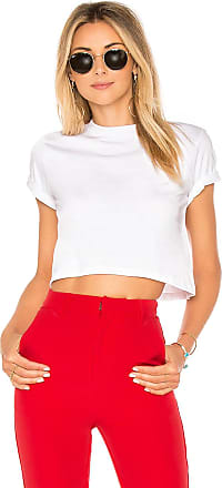 Hanes x Karla The Baby Tee in White