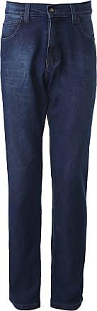 Fatal Surf Calça Jeans Fatal Reta Estonada Azul