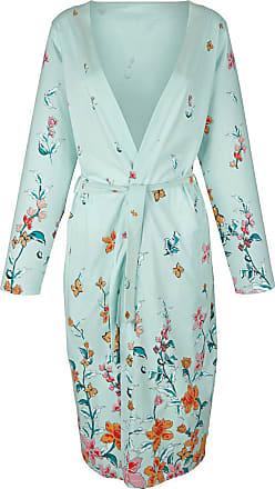 3515f10b26e Harmony Pyjama & ochtendjas Harmony petrol/lindegroen/blush