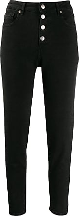 Iro Sorbon high-waisted skinny jeans - Black
