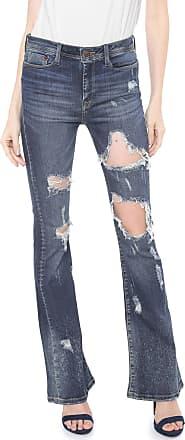 Carmim Calça Jeans Carmim Flare Larissa Azul