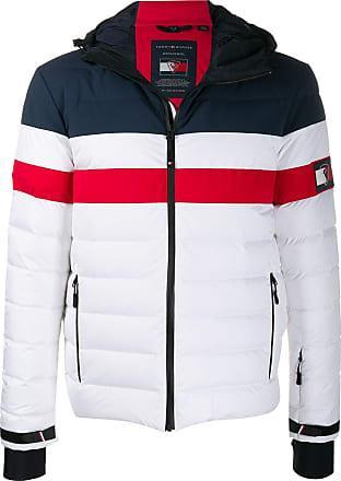 Rossignol x Tommy Hilfiger down jacket - White