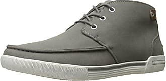 Unlisted by Kenneth Cole Mens Drop Ur Anchor Ankle Bootie,grey,7.5 M US