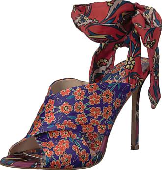 Jessica Simpson Womens JESTELLA Heeled Sandal, Multi (Purple Orange 960), 5.5 UK