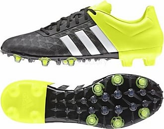 huge selection of 2df14 161f4 adidas Ace 15.2 FG AG, Mens Football Boots, Negro   Lima   Blanco