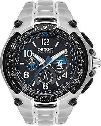 Orient Relógio Orient Masculino Ref: Mbttc016 P2sx Flytech Titânio Cronógrafo