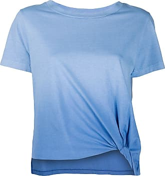 Zanone gradient effect T-shirt - Blue