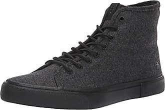 Frye Mens Ludlow HIGH Sneaker Charcoal 13 M