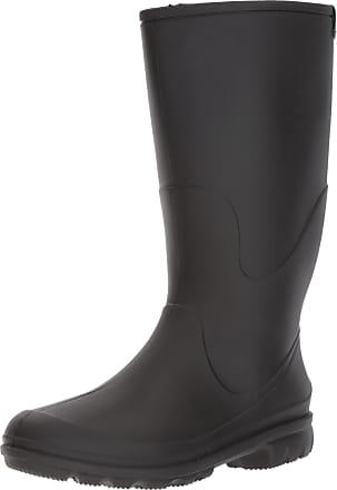 kamik Womens Miranda Wellington Boots, Black (Black Blk), 6 UK