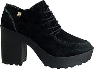 Loucos & Santos Ankle Boot Feminina Loucos e Santos Camurção L51067002 A01