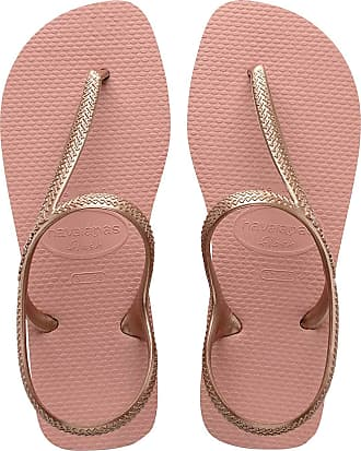 Havaianas Womens Flash Urban Sandals,Pink(Pink Rose Nude) 2/3 UK Manufacturer Size: 35/36