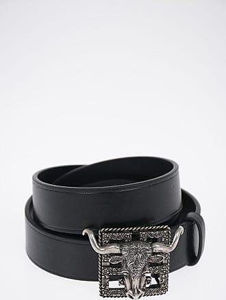 Givenchy cintura in pelle 30mm taglia 95