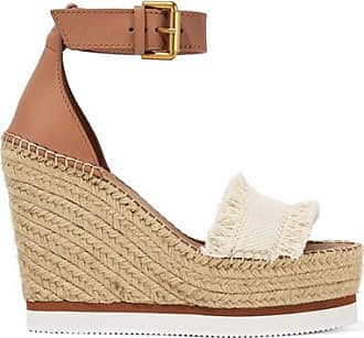 d9889a01fe8 Chloé® Wedge Sandals − Sale: up to −78% | Stylight