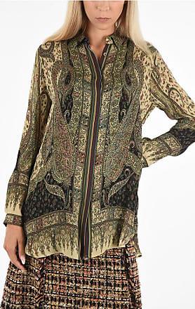 Etro Silk Printed Blouse size 38