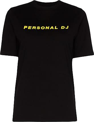 Kirin Camiseta de algodão - Preto
