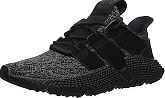 best service fd497 5b505 adidas Originals Mens Prophere Running Shoe, Black Solid red, 11.5 M US