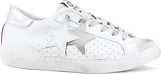 2Star Womens Shoes (White/Fuchsia) 2SD2606 White Size: 8 UK
