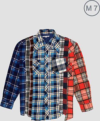 Needles Rebuild Flannel Shirt Multicolour
