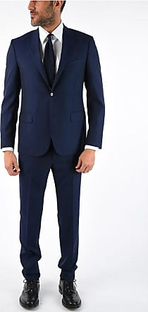 ed1c7d3b5a5d Corneliani CC COLLECTION Abito RIGHT in Lana e Seta taglia 54
