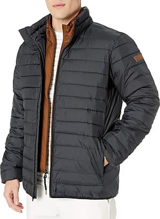 Quiksilver Mens Scaly Full Zip Jacket, Black, Large