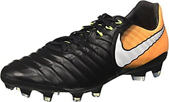 new concept 6a53b 7962f Nike Tiempo Legacy III FG, Chaussures de Football Homme, Noir (Black White