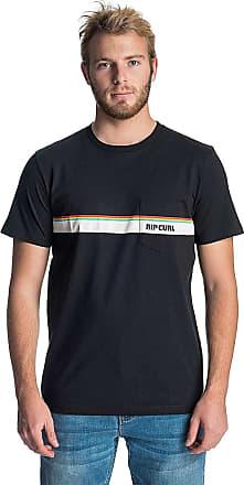 Rip Curl Mens Dress Shirt, Black, M