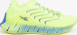 Reebok x Chromat - Zig Kinetica - Sneaker in Zitronengelb