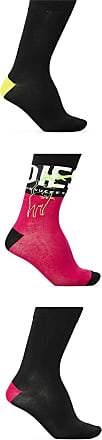 Diesel Socks Three-pack Mens Multicolour