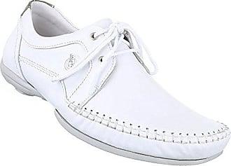 Schuhcity24 Herren Halbschuhe Schuhe Leder außen und innen Schnürschuhe ... 606949a049