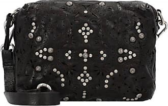 Campomaggi borsa a tracolla pelle 24 cm Black