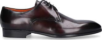 Santoni Business Shoes Derby 15018
