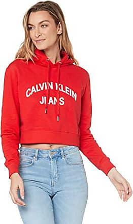 Calvin Klein Jeans® Pullover in Rot: bis zu −25%   Stylight