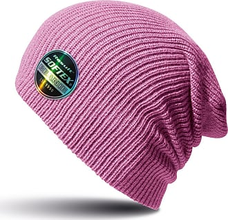 Result Winter Essentials Core Softex Beanie Hat (One Size) (Ribbon Pink)