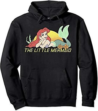 Disney Little Mermaid Ariel Sunset Graphic Hoodie