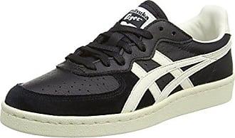 EU Basses Black Black Noir adulte Unisexe Tiger Onitsuka Gsm Sneakers 9099 White 44 CRwqZq7