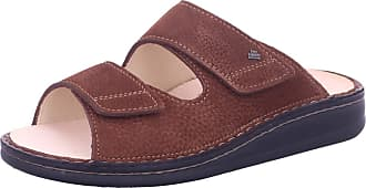 Finn Comfort 01505-251130 Riad Chocolate Brown Size: 12 UK