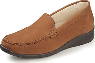 Waldläufer Hinata moccasins in calf leather Waldläufer brown