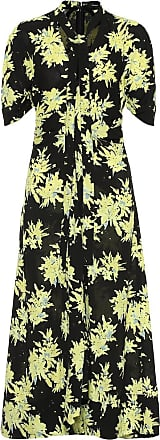 Proenza Schouler Floral midi dress